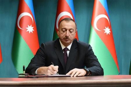 Prezident İlham Əliyev Tərtər çayı üzərində körpünün tikintisi ilə bağlı 4 milyon manat ayırıb