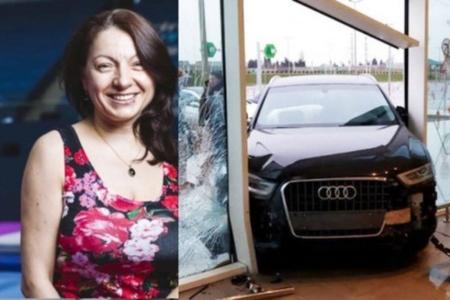 """""""Audi"""" ilə """"Bravo""""ya girən xanım sürücü kimdir?"""