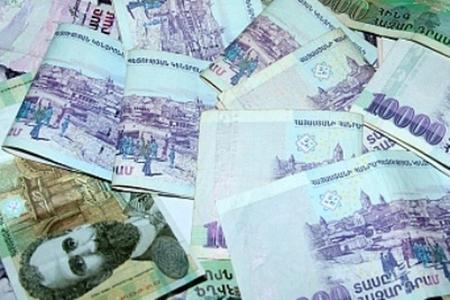 Ermənistanın dövlət büdcəsinin kəsiri 5,5 faizədək artıb