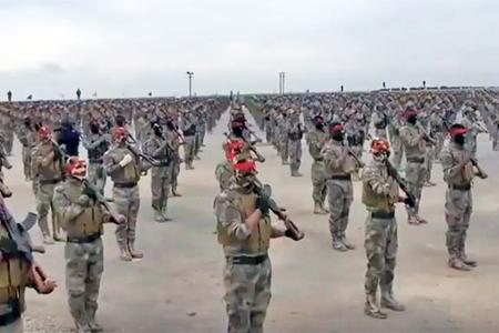 ABŞ-dan Afrin həmləsi: 3500 silahlı hazırdır