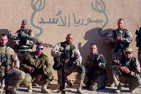 """Suriyada Rusiyanın özəl """"Vaqner"""" şirkətinin bir neçə döyüşçüsü həlak olub"""