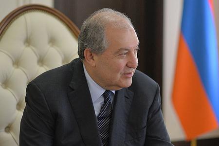 Ermənistan prezidenti Qarabağda gərginliyin arta biləcəyini istisna etmir