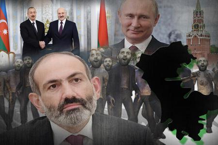 """""""Rus NATO-su""""nda """"soyuq müharibə"""" ruzigarı -"""