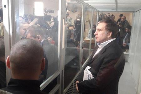 Mixail Saakaşvili azadlığa buraxılıb