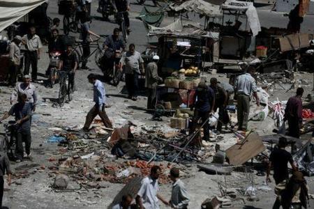 Əsəd rejimi Şərqi Qutanı vurdu – 30 ölü, 170 yaralı
