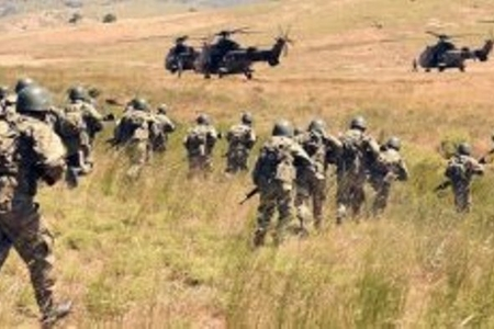 Türkiyə yeni hərbi əməliyyata başladı