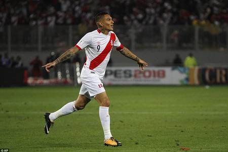 FIFA Peru yığmasının kapitanını bir il müddətinə cəzalandırıb