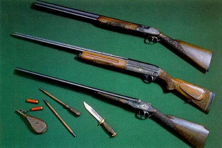 Qanunsuz saxlanılan silahlar aşkarlanıb və götürülüb