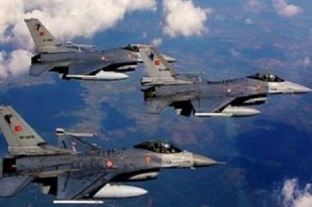 Türkiyə İraqda yeni hərbi əməliyyatlara başladı