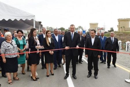 """Azərbaycan prezidenti: """"Gələn ilin büdcəsi daha böyük olmalıdır"""""""