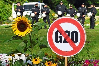 Almaniyada G20 sammitinə hücum planlaşdıran şəxs saxlanılıb