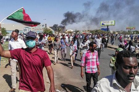 Sudanda növbəti etiraz aksiyası keçirilib