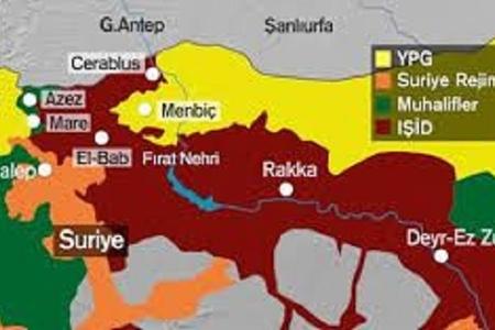 ABŞ PKK-nın Suriya qolu ilə Rakka əməliyyatına başlayıb