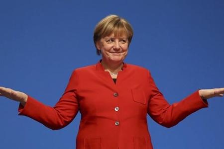Merkel imtina etdi: