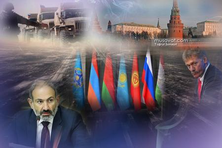 """""""Rus NATO-su""""nda Ermənistan təklənir –"""