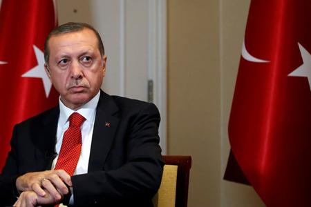 """Türkiyə prezidenti: """"Babam Sarıqamışda donaraq şəhid olub"""""""