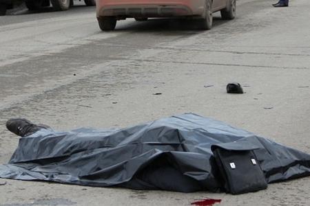Bakıda maşın üç nəfəri vurdu