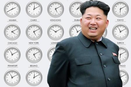 Indan Cənubi Koreyaya jest: Saatlar eyniləşdirildi