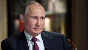 Vladimir Putinin Türkiyəyə rəsmi səfəri başlayıb
