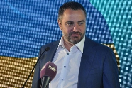 Ukraynada federasiya prezidentinə cinayət işi açıldı