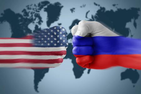 Kết quả hình ảnh cho противостояние сша и россии