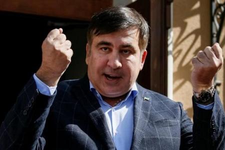 Saakaşvili Kiyevdə həbs olundu - Foto