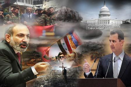 """Paşinyan Əsədə dəstək göndərdi, ABŞ-dan reaksiya gəldi: """"Rusiyanın vassalı..."""""""