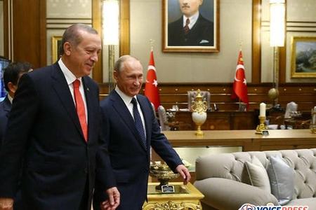Son bir ayda üçüncü Putin-Ərdoğan görüşü - səbəb?