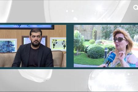 """""""Tunar məni sosial şəbəkədə söydürür"""" - Əməkdar artist - VİDEO"""