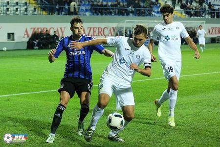 Futbol üzrə Azərbaycan Premyer Liqasında IV tura start veriləcək