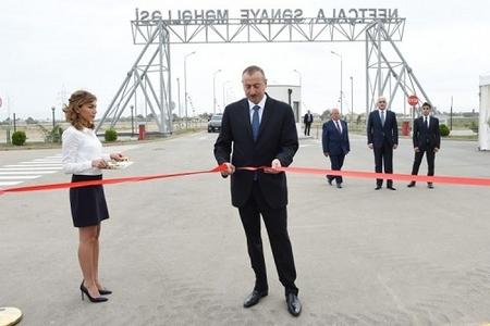 Azərbaycan prezidenti bölgələrdə yeni sənaye zonalarının yaradılması barədə göstəriş verib