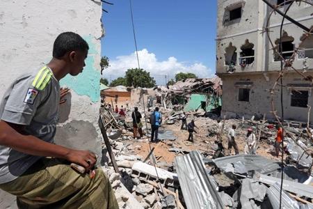 Somalidə partlayış qurbanlarının sayı 25-ə çatıb