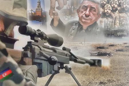 """Sonunda """"Qarabağı ABŞ qaytarır - Sərkisyanın beli qırıldı"""