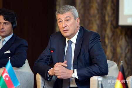 Ramiz Həsənov xarici işlər nazirinin müavini təyin edildi