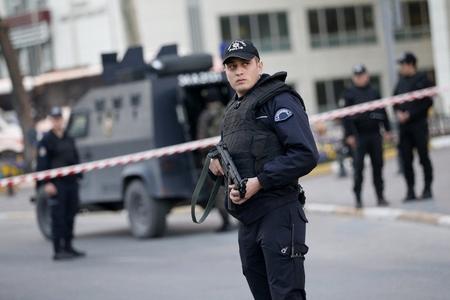 Türkiyədə terrorçu özünü partlatdı