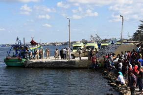 Şimali Kipr sahillərində gəmi-bərə batıb: 16 qaçqın ölüb, 30 nəfər itkin düşüb