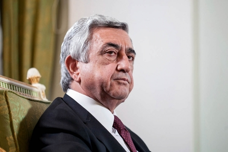 Serj Sarkisyan Qarabağa səfər edəcək