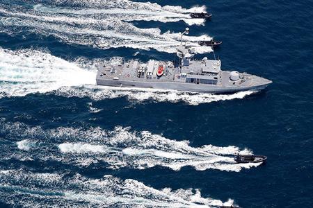 Türkiyənin hərbi gəmiləri döyüş vəziyyətinə gətirildi
