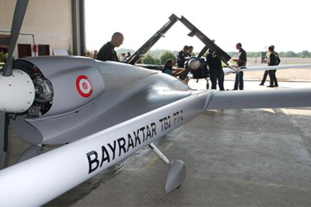 Türkiyənin silah satışında böyük sıçrayış