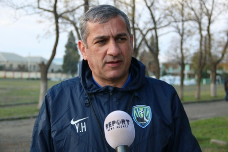 """Yunis Hüseynov: """"Qarabağ""""ın səviyyəsi tədricən aşağı düşməkdədir"""""""