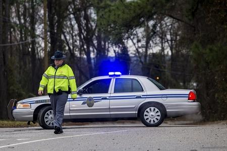 ABŞ-da atışma nəticəsində 5 polis yaralanıb