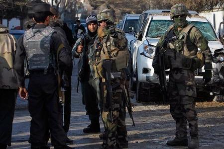 Silahlılar banka hücum edib: 8 ölü