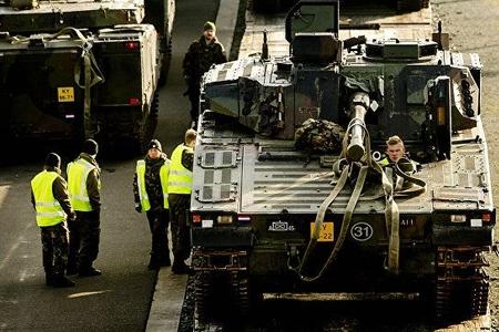 """NATO ölkələri """"hərbi Şengen"""" yaradır"""