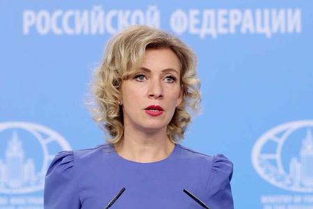 """Zaxarova: """"Konkret bəyanatları şərh etməyin mənası yoxdur"""""""