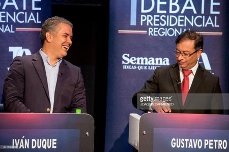 Kolumbiyada prezident seçkilərində qalib müəyyənləşməyib