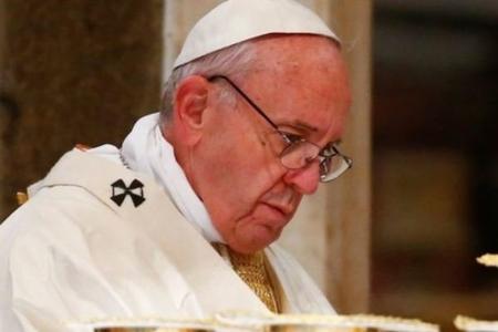 Roma Papası İrana humanitar yardım ayırıb