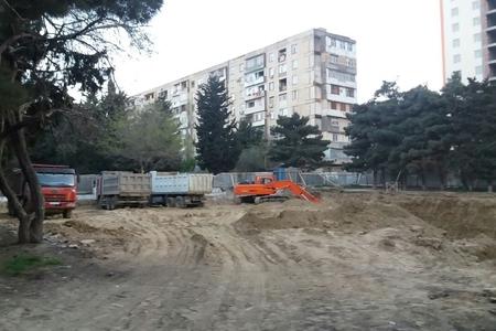 İstirahət parkı hasara alınıb, iş adamlarına satılır -