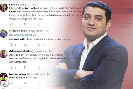 Azərbaycanlı şərhçi Türkiyə gündəmində – Fotolar