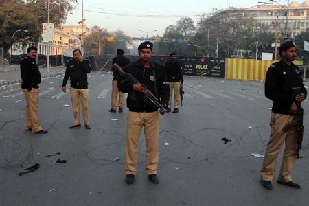 Pakistanda terror aktı törədilib, ölənlər və yaralananlar var