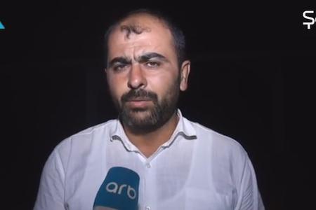 """""""Deyirlər ki, vurmaq olmaz"""" - Sahibsiz itlər qoyunları parçaladı - VİDEO"""